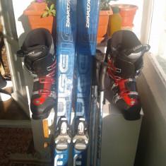 SCHIURI SKI DYNASTAR T150 150cm - stare buna - Echipament ski