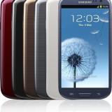 VAND SAMSUNG GALAXY S3 - Telefon mobil Samsung Galaxy S3, Alb, 16GB, Orange, Quad core, 1 GB