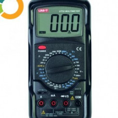 Multimetre - Multimetru Ut 52