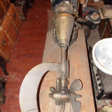EFFZETT - FZ - motor portabil de barca anul 1914 - produs de DAM acum 100 ani