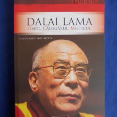 MAYANK CHHAYA - DALAI LAMA * OMUL, CALUGARUL, MISTICUL [ O BIOGRAFIE AUTORIZATA ] - PITESTI - 2009 - Carti Budism