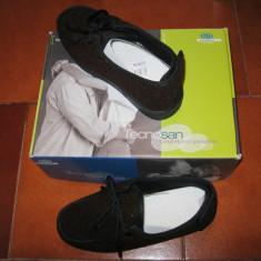 Pantofi ortopedici NOI, marca TECNOSAN masurile 40 si 41 - Incaltaminte ortopedica, Maro