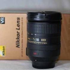 Obiectiv Nikon 18-200mm f/3.5-5.6G NOU - Obiectiv DSLR Nikon, Autofocus, Nikon FX/DX, Stabilizare de imagine