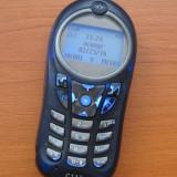 Telefon Motorola, Albastru, Nu se aplica, Neblocat, Fara procesor, Nu se aplica - MOTOROLA C115 - telefon simplu, usor de folosit - bateria tine mult