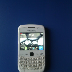 Blackberry Curve 9300 Series White - Super Oferta!!! - Telefon mobil Blackberry 9300, 2 GB