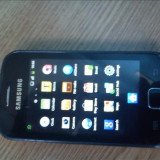 Telefon mobil Samsung Galaxy Gio, Negru, Neblocat - Samsung Galaxy Gio