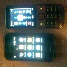 Telefon mobil Nokia C5, Neblocat - Nokia C5 si Samsung c3310