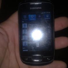 Samsung galaxy mini - Telefon mobil Samsung Galaxy Mini, Negru, Neblocat