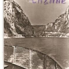 CPI (B1814) DUNAREA LA CAZANE, EDITURA MERIDIANE, ILUSTRATA, CIRCULATA, 1966