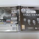 Singstar: Take That (PS3)  ALVio + sute de alte jocuri PS3 ( VAND / SCHIMB )