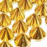 Tinte metalice aurii 50 bani/buc