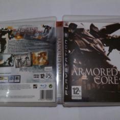 Armored Core 4 PS3 (ALVio) + sute de Jocuri PS3 Namco Bandai Games originale ( VAND / SCHIMB ), Actiune, 12+