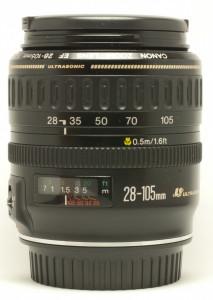 Canon EF 28-105mm f/3.5-4.5 II Ultrasonic Stare Excelenta + capace + garantie foto