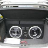 VAND URGENT SUBWOOFER AUTO SONY+ STATIE AUTO HIFONICS-SUPER PRET - Pachete car audio auto