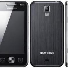 Telefon mobil Samsung GT - C6712 Dual Sim, Black - Telefon Samsung, Negru, Smartphone, Touchscreen, Micro SD