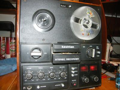Magnetofon Kashtan foto