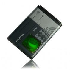 Baterie telefon - ACUMULATOR ORIGINAL NOU BL-5C NOKIA 6600, 6630, 6670, 6680, 6681, 6820, 6822, 7600, 7610, E50, E60, N70, N70 MusicEdition, N71, N72, N91, N-Gage