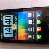 Vand / Schimb Lg Optimus HUB - Telefon LG, Negru, 32GB, Neblocat, Single core, 512 MB