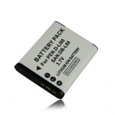 Acumulator tip Pentax D-Li88 pentru Pentax Optio E71 | H90 | P70 | P80 | W90 | WS80 - Baterie Aparat foto