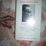 Montherlant-THEATRE(PLEIADE,EDITIE DE LUX)