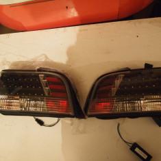 Stopuri Tuning BMW E36 coupe sau cabrio cu leduri design pe negru