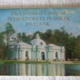 Vederi Petrodvorets, Puskin, Pavlovsk, Necirculata, Printata