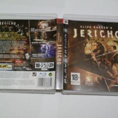 Clive Barker's Jericho (PS3) (ALVio) + sute de alte jocuri ( VAND / SCHIMB ) - Jocuri PS3