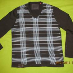 Bluza / pulover Esprit - Bluza barbati Esprit, Marime: L, Culoare: Maro, L, Anchior, Bumbac