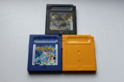 POKEMON Yellow, Blue, Trading Card Game - Nintendo Game Boy / GameBoy foto