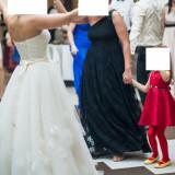 rochie de mireasa model 2013, marime 38, pantofi cadou