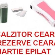 Ceara epilare - INCALZITOR CEARA APARAT INCALZIT CEARA KIT EPILAT SET EPILARE
