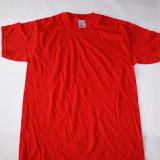T Shirt - Tricou - Barbati - Fruit of The Loom --- Rosu, Marime: S, L, XL, Culoare: Rose