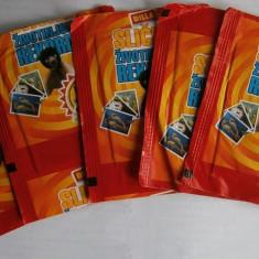 Colectii - OKAZIE!! PT COLECTIONARI SI PASIONATI ! PLICURI SIGILATE CU STIKERE (NU PANINI) BILLA, PRODUSE IN GERMANIA! RAR IN ROMANIA! SUPER IEFTIN!!