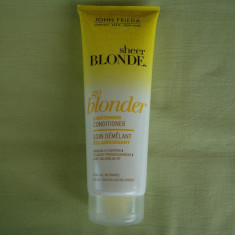 Balsam JOHN FRIEDA Go Blonder - 250 ml