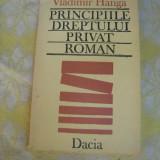 Principiile dreptului privat roman Vladimir Hanga