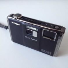 Aparat foto Nikon Coolpix S1000pj cu proiector incorporat - Incarcator Aparat Foto