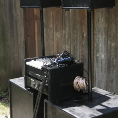 Echipament karaoke - Sistem sunet
