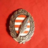 Insigna Academia Militara Ungaria -Adm. Civila