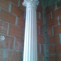 Vand coloana ipsos,, diametru tub 18,, inaltime aprox 2, 20 pret 400 ron - Otel beton