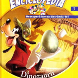 Carte educativa - Enciclopedia Disney-Volumul 3-Dinozaurii