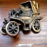 Metal/Fonta - MASINA DE EPOCA FIAT 3 1/2 HP 1899