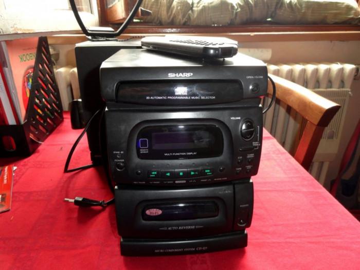 Combina audio Sharp foto mare