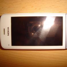 Nokia c5-03 alb in garantie cumparat de la reprezentanta vodafone, are folie pe ecran - Telefon mobil Nokia C5-03