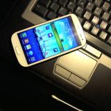 Samsung galaxy S3 - Telefon mobil Samsung Galaxy S3, Alb, 16GB, Neblocat, Quad core, 2 GB