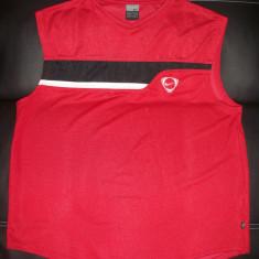 Tricou Nike; marime L (183 cm): 59 cm bust, 64 cm lungime; impecabil, ca nou - Tricou barbati Nike, Marime: L, Culoare: Rosu