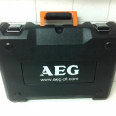 Cutie de transport AEG BS 14 C din 2010 - Trusa scule auto