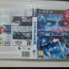 Mindjack (PS3) (ALVio) + sute de alte jocuri PS3 ( VAND / SCHIMB )