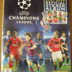 Album UEFA Champions League 2009-2010 Sticker ALBUM