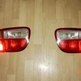 Triple (Stopuri) - Seat Leon 1M originale, impecabile, complete cu socluri +becuri