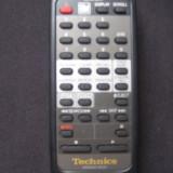 CD player - TELECOMAND MD TECHNICS
